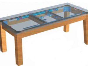 Механизмы для раздвижных столов.