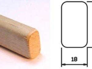 Штанга деревянная